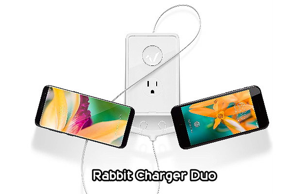 Rabbit Charger Duo
