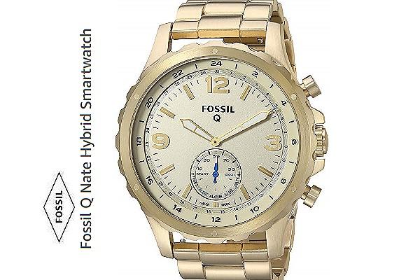 Fossil Q Nate Hybrid Smartwatch