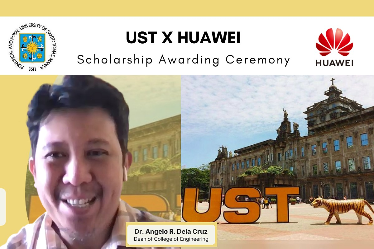 Huawei sees bright future for Thomasian scholars