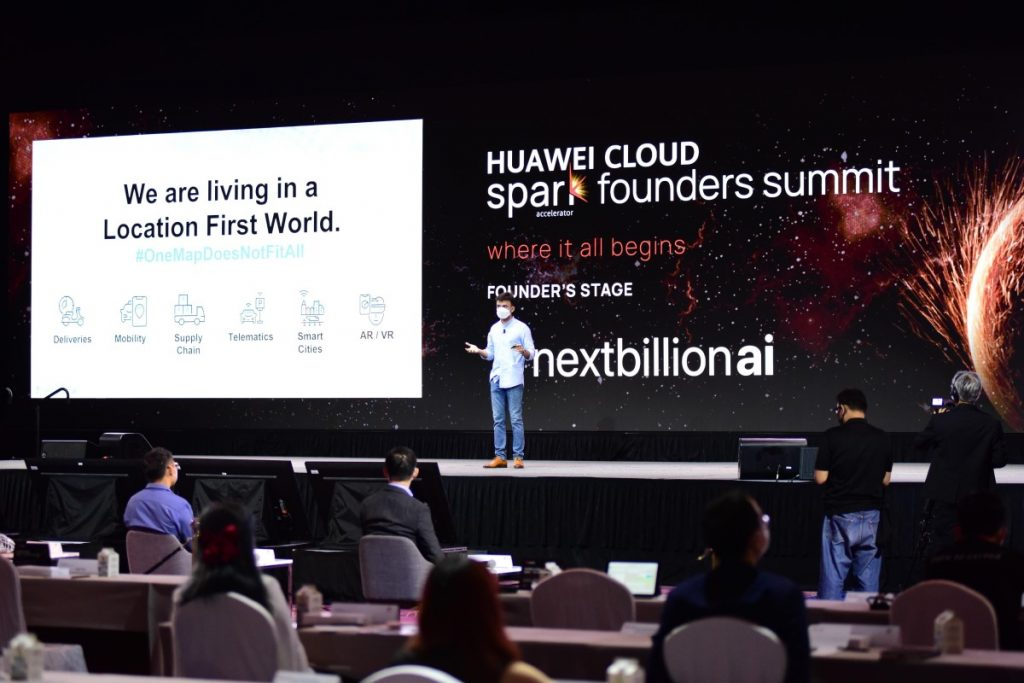 Huawei announced its plan to invest US$100 million in startup support at the inaugural HUAWEI CLOUD Spark Founders Summit.