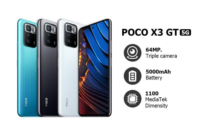POCO X3 GT Specs and Price