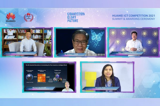 Huawei hails Filipino students in annual ICT tilt