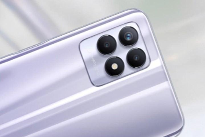 realme 8s 5G Camera