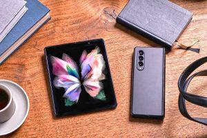 Galaxy Z Fold3 5G - Phantom Black
