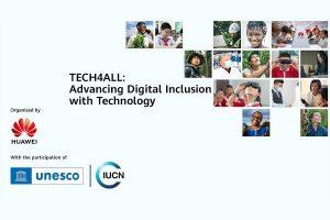 Huawei's TECH4ALL Digital Inclusion Initiative