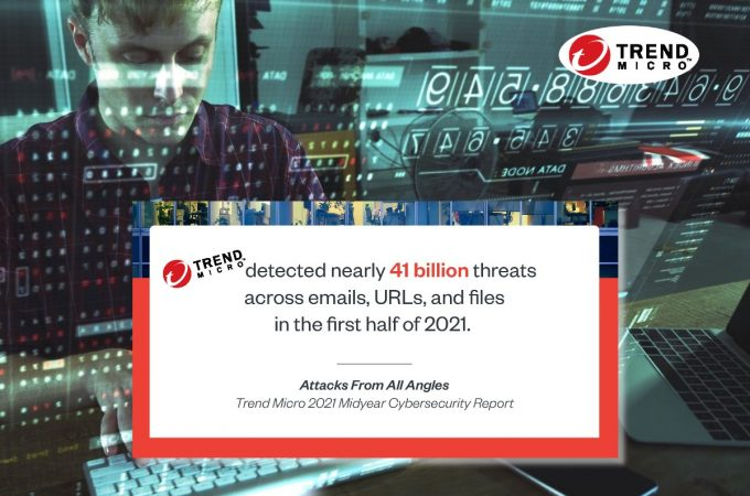 Trend Micro Blocks 41 Billion Cyber Threats